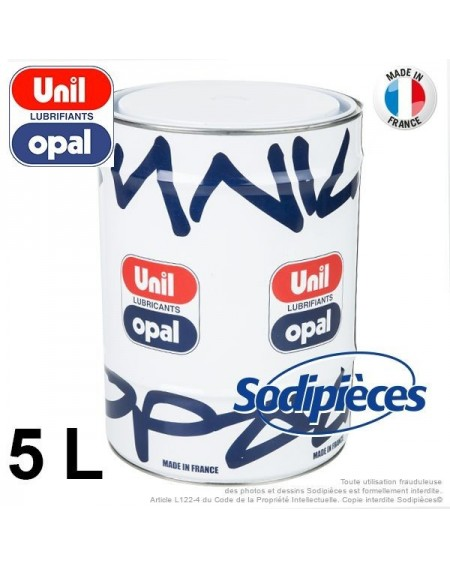 Synbio Grease Unil Opal. Graisse biodégradable