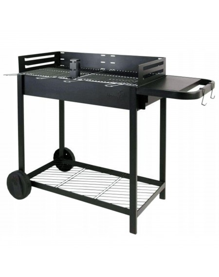 Zelfo ZL-BBQ: Barbecue au Carbone Portable