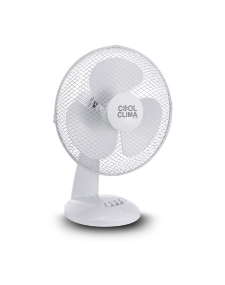 Ventilateur de table 40W - 30cm - Cool clima