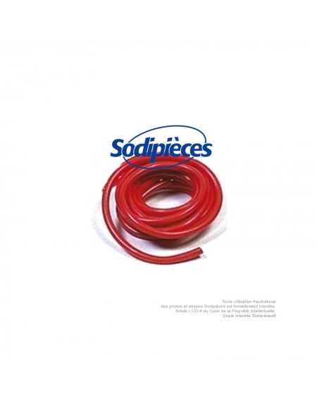 Cable batterie rouge L : 300 cm